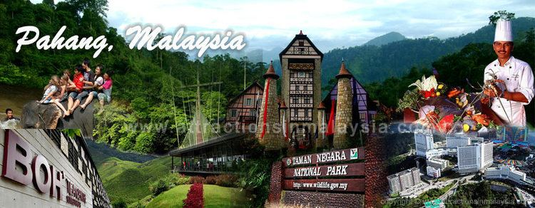 Pahang Tourist places in Pahang