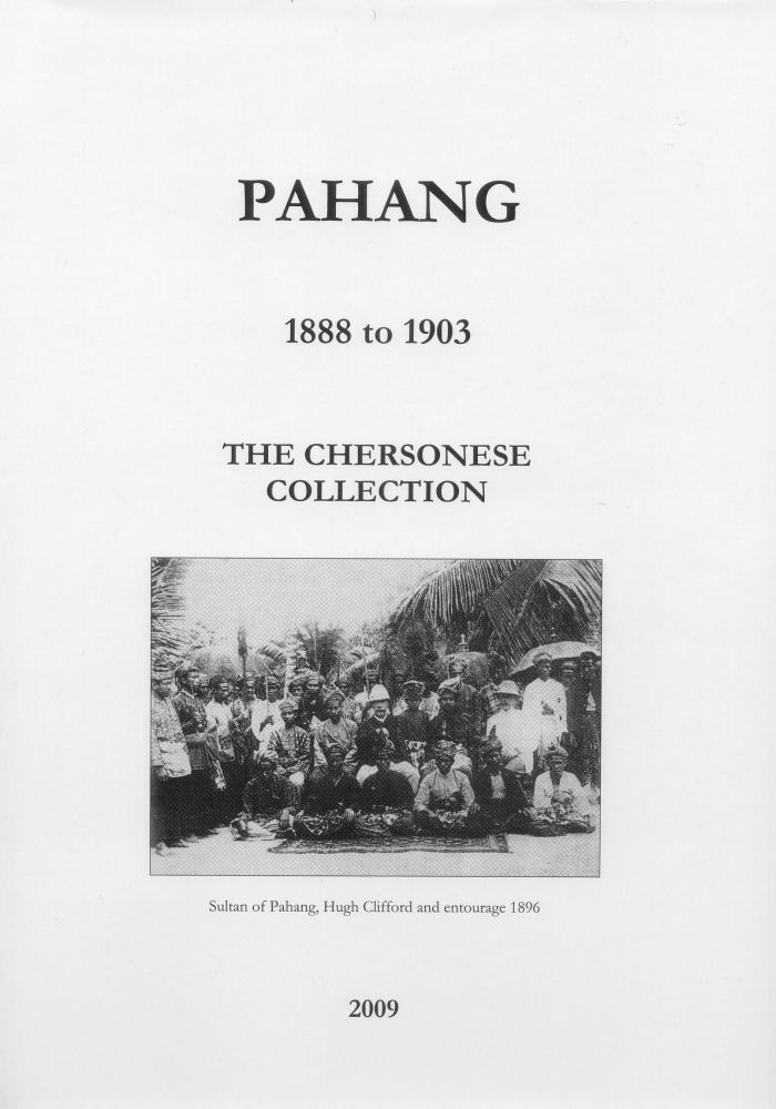 Pahang in the past, History of Pahang