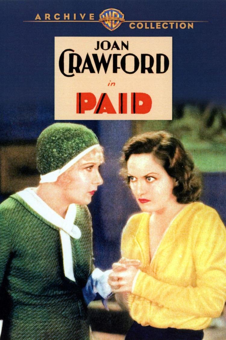Paid (1930 film) wwwgstaticcomtvthumbdvdboxart15864p15864d