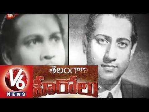 Paidi Jairaj Telangana Hero Paidi Jairaj First Phalke Award Winner