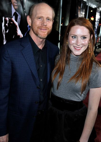 Paige Howard Ron Howard and Paige Howard Photos Premiere Of quotFrost