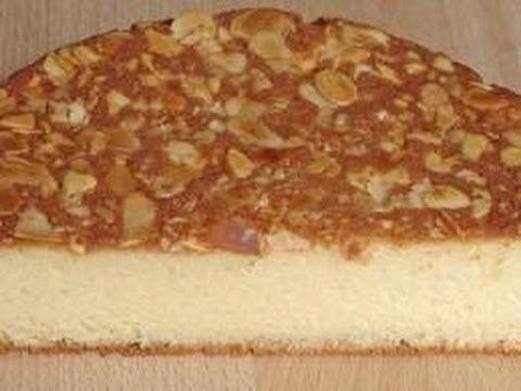 Pain de Gênes Biscuit moelleux aux amandes ou pain de Gnes YouTube