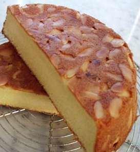 Pain de Gênes Pain de Gnes desserts