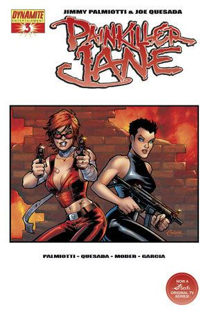 Painkiller Jane Dynamite Painkiller Jane Series