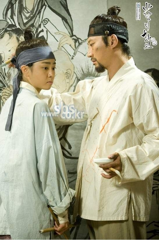 Painter of the Wind Outside Seoul Drama Review Painter of the Wind