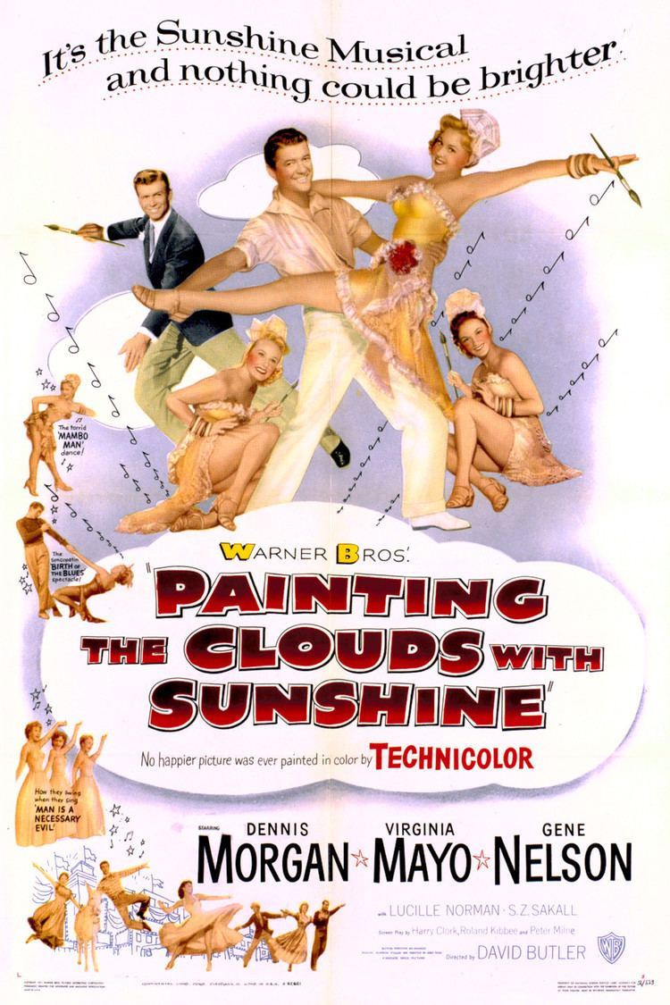 Painting the Clouds with Sunshine (film) wwwgstaticcomtvthumbmovieposters21235p21235
