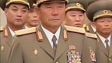 Pak Yong-sik Pak Yong Sik new Defense minister Leadership and Economy of North