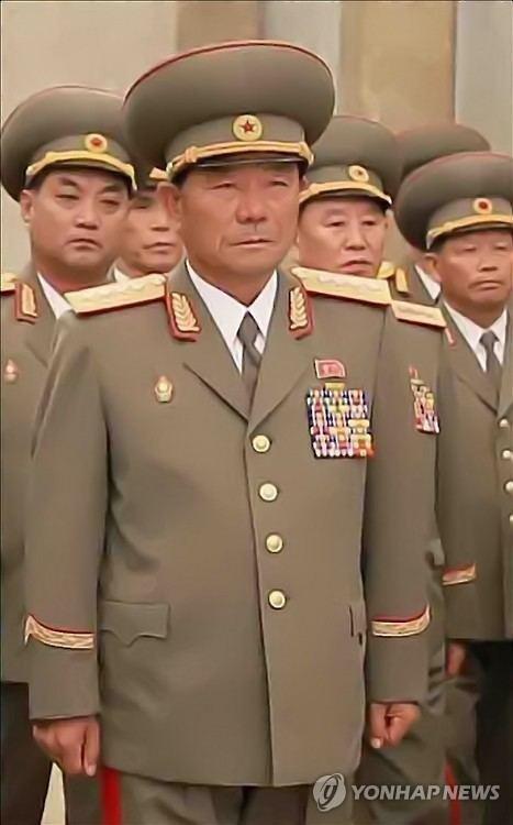 Pak Yong-sik imgyonhapnewscokrphotoynaYH20150711PYH2