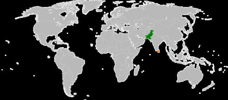 Pakistan–Sri Lanka relations