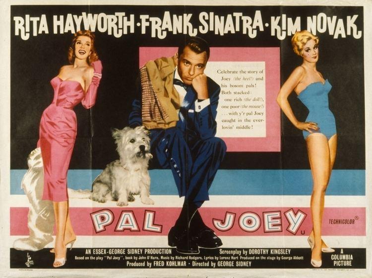 Pal Joey (film) Pal Joey 1957 George Sidney The Mind Reels