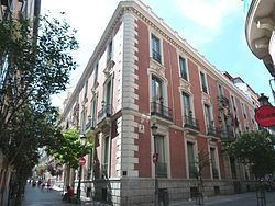 Palace of Santoña (Madrid) httpsuploadwikimediaorgwikipediacommonsthu