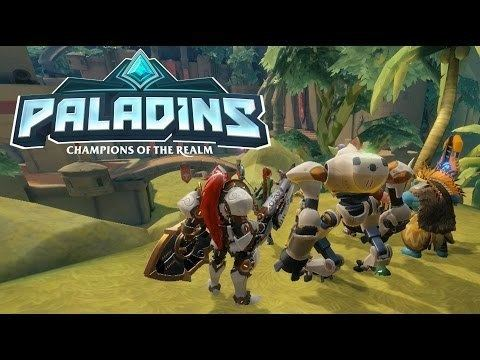 Paladins (video game) Paladins Forging a New Realm YouTube