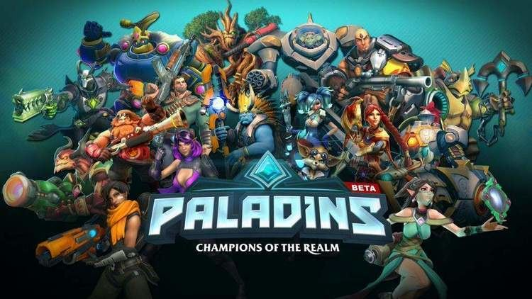 Paladins (video game) The game that surprise me Paladins Video Games Amino