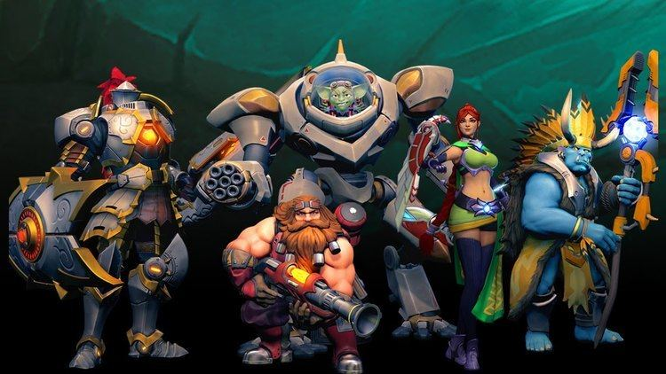 Paladins (video game) Paladins How Smite Creators39 New Game Channels Team Fortress 2