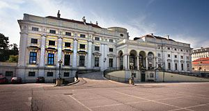 Palais Schwarzenberg Palais Schwarzenberg Vienna Baroque Palace Austria