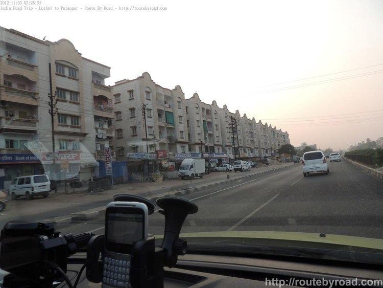Palanpur routebyroadcomblogwpcontentgallerylothalto