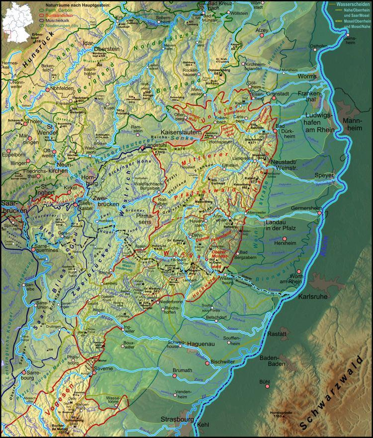 Palatine Watershed