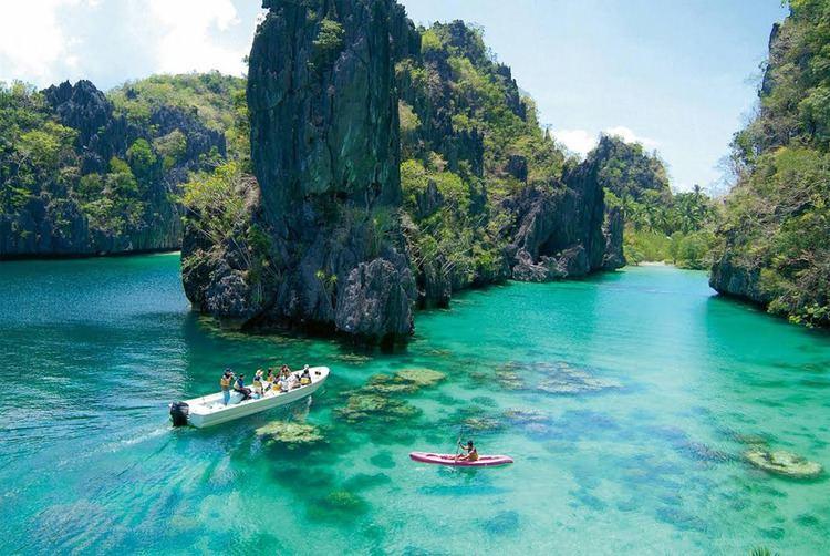 Palawan Beautiful Landscapes of Palawan