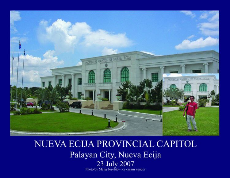 Palayan in the past, History of Palayan