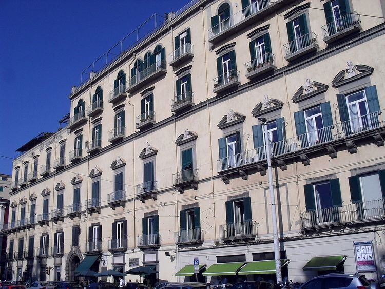 Palazzo Ravaschieri di Satriano