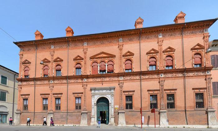 Palazzo Roverella, Ferrara Palazzo Magnanini o Roverella Ferrara