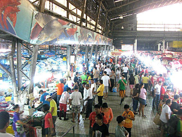 Palengke Farmers Market The Best Wet Palengke marketraveler