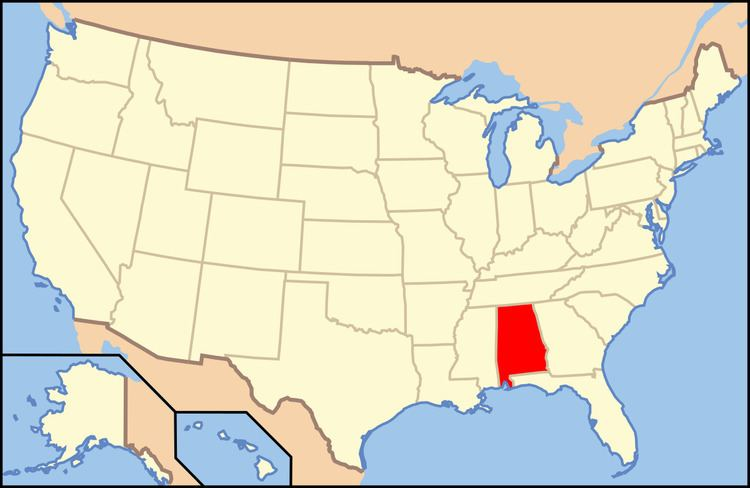 Paleontology in Alabama