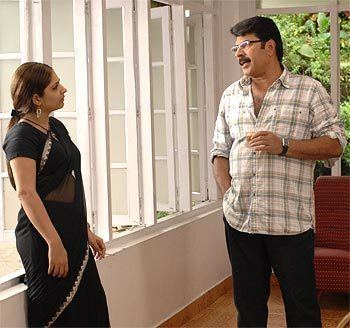 Paleri Manikyam: Oru Pathirakolapathakathinte Katha (film) First Look Mammootty in Paleri Manikyam Rediffcom Movies