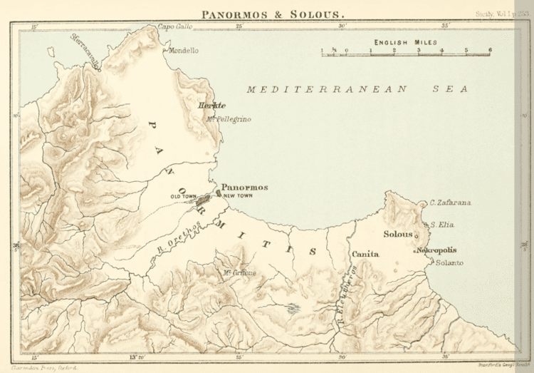 Palermo in the past, History of Palermo