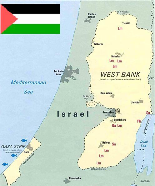 Palestinian territories Palestinian Territories