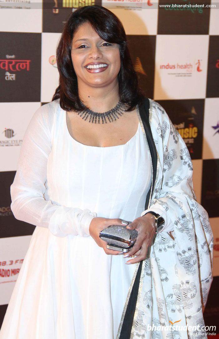 Pallavi Joshi Pallavi JoshiMirchi Music Awards Marathi Photo Gallery