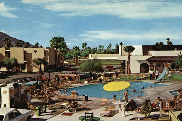 Palm Springs, California in the past, History of Palm Springs, California