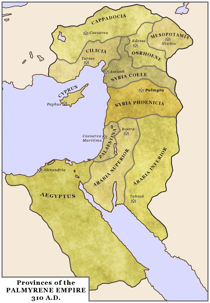 Palmyrene Empire - Alchetron, The Free Social Encyclopedia