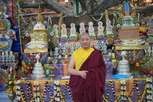 Paltul Rinpoche Karma Woesel Doejoe Ling Ven Paltul Rinpoche
