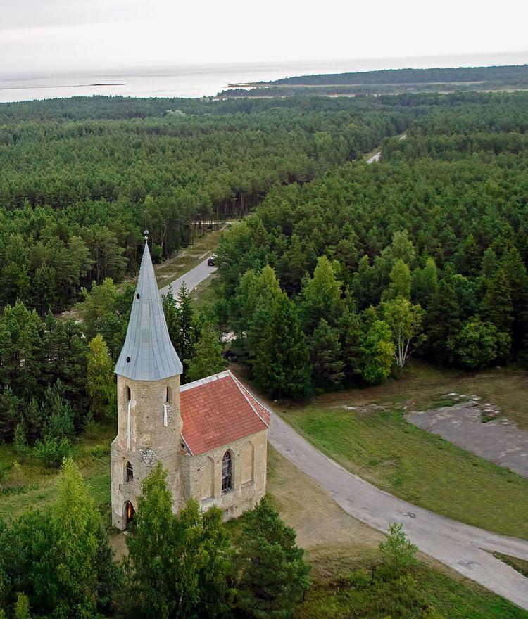 Paluküla Church