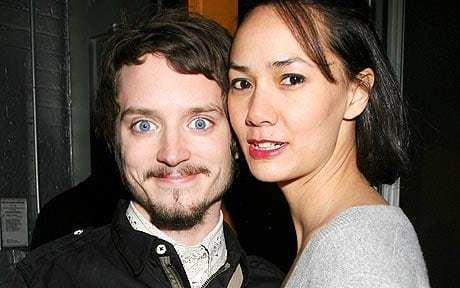 Pamela Racine The Lord of the Rings star Elijah Wood splits up with his