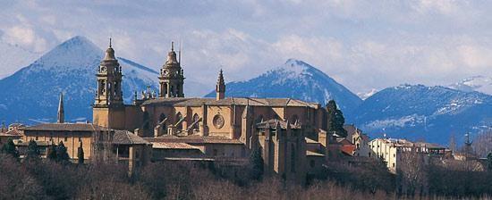Pamplona Beautiful Landscapes of Pamplona