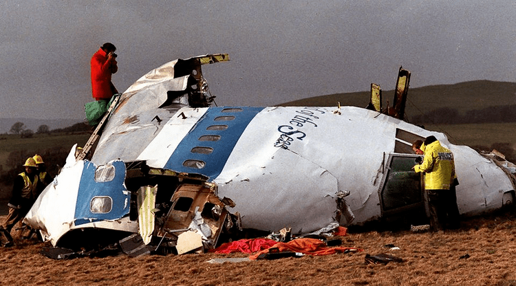 Pan Am Flight 103 Pan Am Flight 10339s victims A list of those killed 25 years ago
