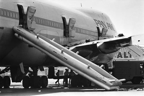 Pan Am Flight 73 25 years later experiencing Pan Am hijacking still haunts Utahn
