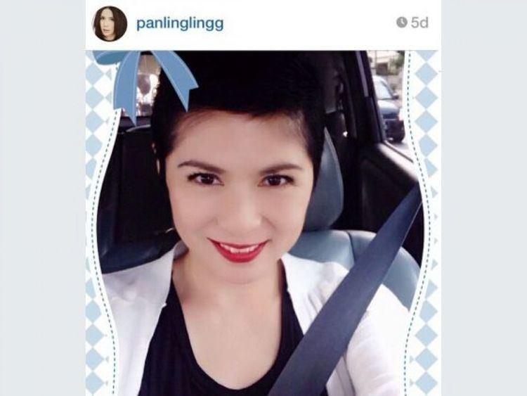 Pan Lingling Pan Ling Ling beats breast cancer TODAYonline