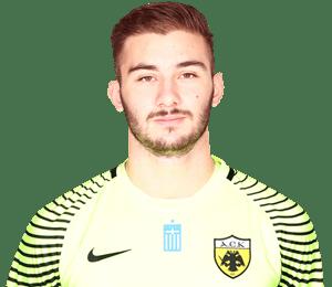 Panagiotis Dounis PANAGIOTIS DOUNIS GOALKEEPERS AEK FC Official Web Site