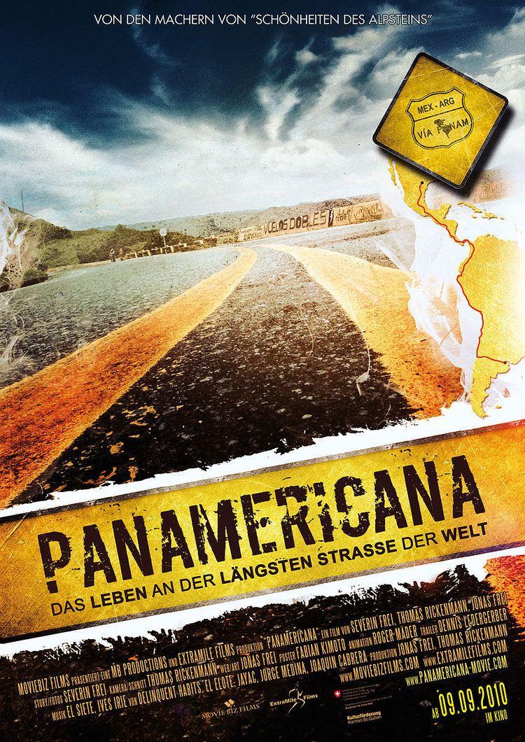 Panamericana movie poster