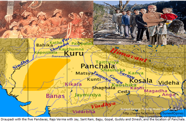 Panchala Polyandry An Ancient tradition from Mahabharata era still alive