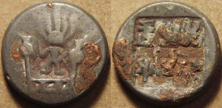 Panchala The COININDIA Coin Galleries Panchala Kingdom