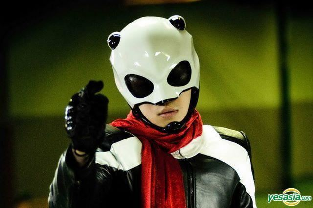 Pandamen YESASIA Pandamen DVD Ep115 To Be Continued English