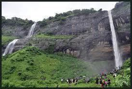 Pandavkada Falls How to reach Pandavkada Waterfalls Kharghar 1daypicnic