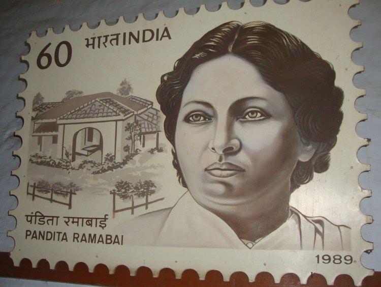 Pandita Ramabai Pandita Ramabai Indian Nerve