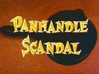 Panhandle Scandal movie poster