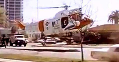 Panic in the City Panic In The City helicopter movie review for Rotary Action at
