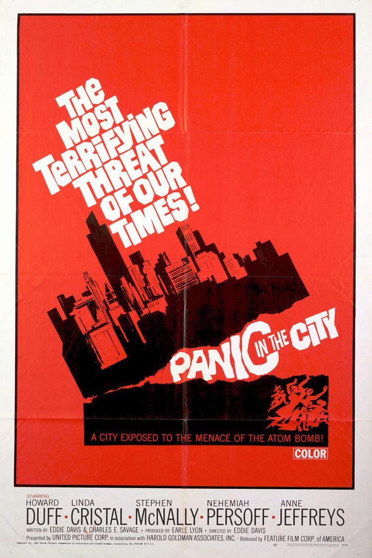 Panic in the City wwwgstaticcomtvthumbmovieposters2224p2224p